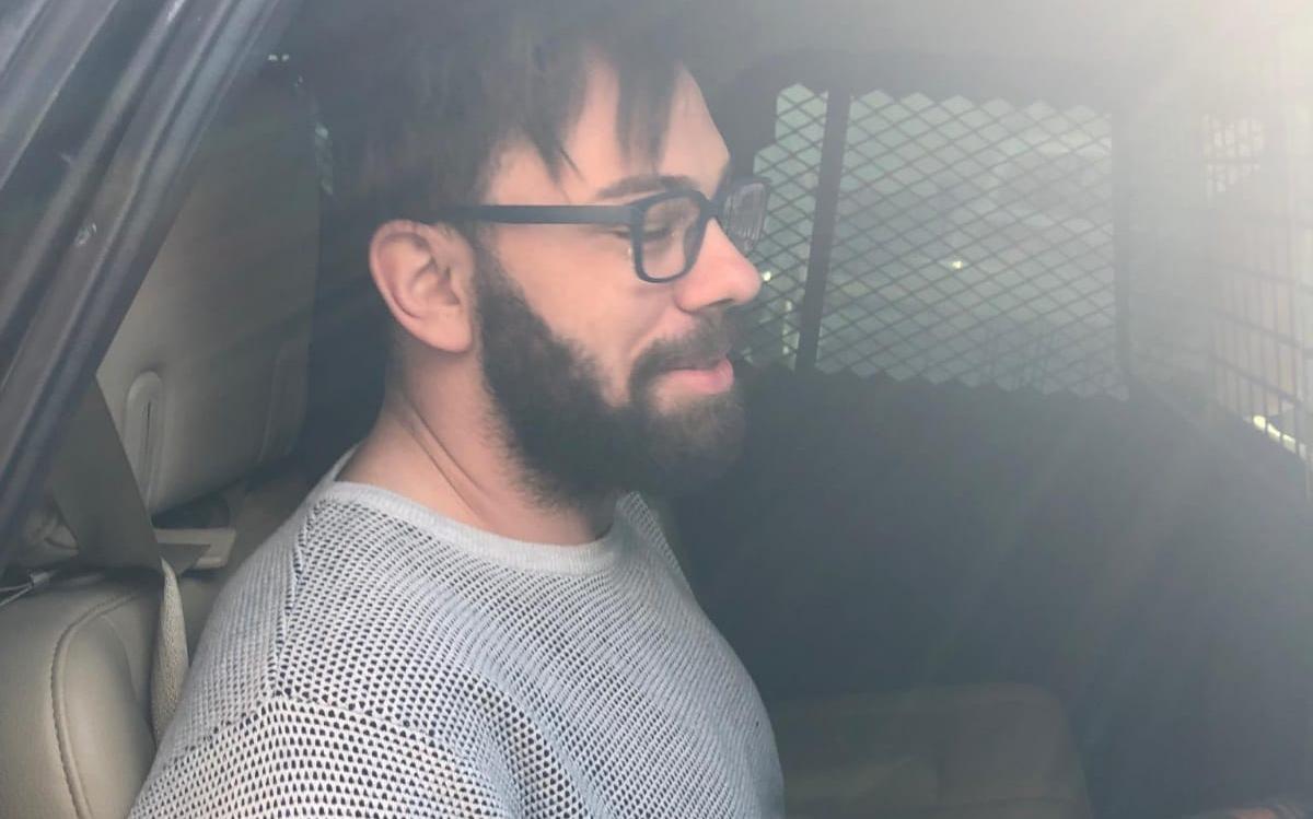 """Foto3 Danilo Portugal Ramscheid 1 3 YouTuber """"Malandragem USA"""" é entregue ao ICE"""