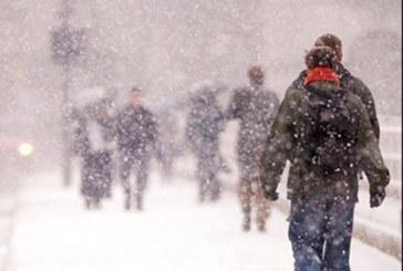 Março começará com frio e tempestades em NJ