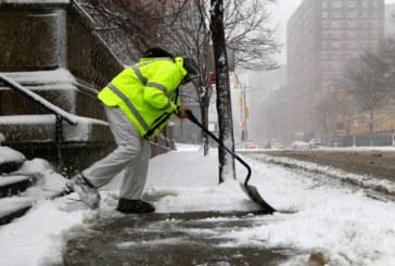 Meteorologistas preveem a volta da neve em NJ