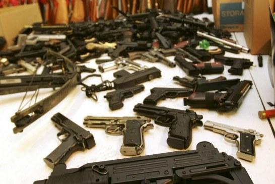 Aeroporto de Newark lidera confisco de armas na região