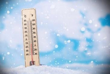 Mudando a temperatura
