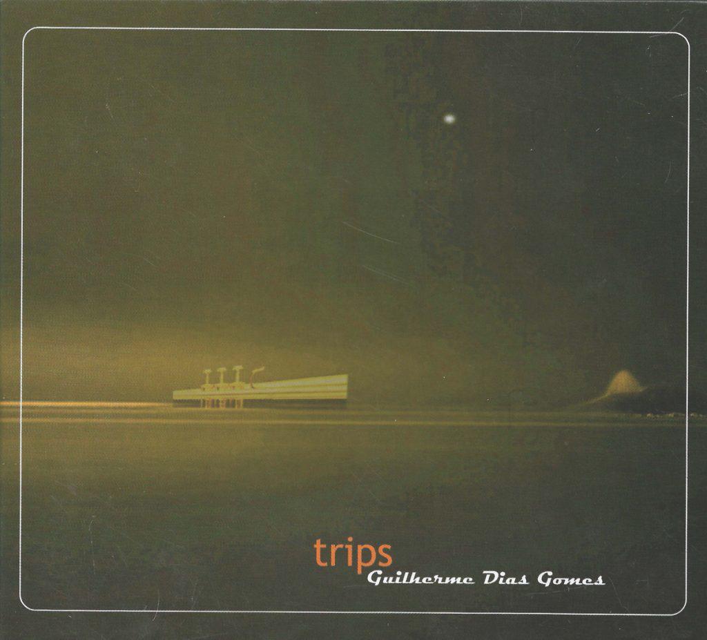 Capa CD Guilherme Dias Gomes  Quando a música instrumental é mais bela