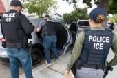 ICE bate recorde na prisão de indocumentados sem antecedentes criminais