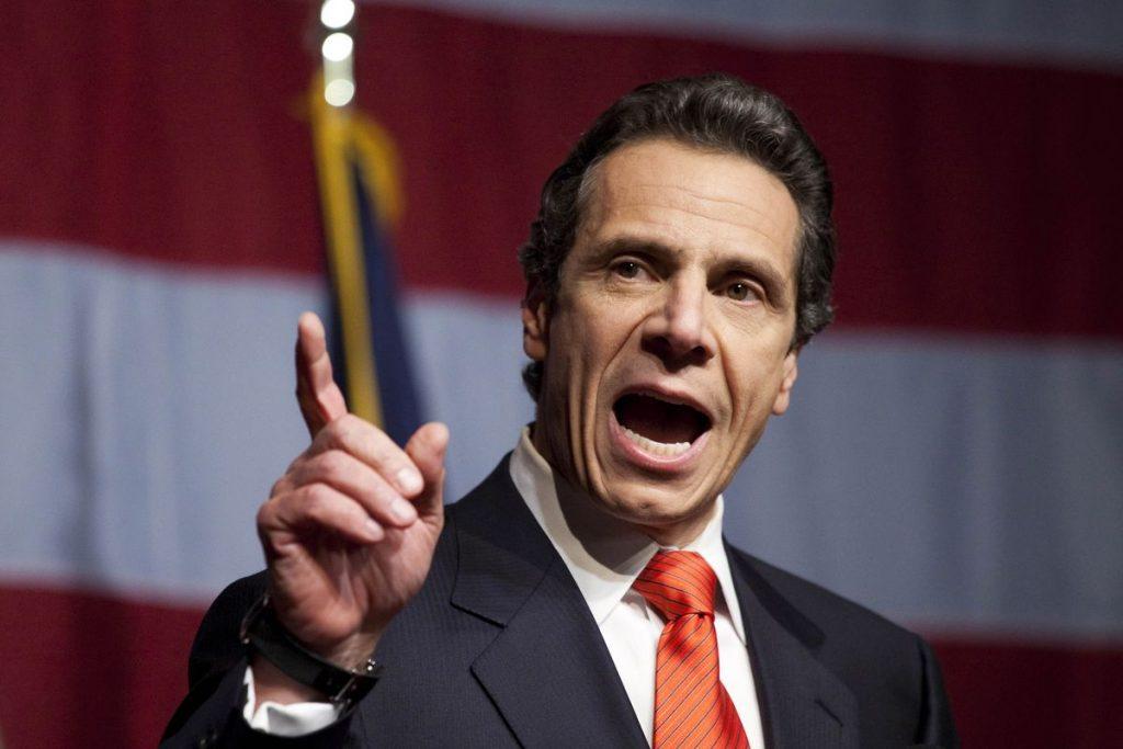 Foto23 Andrew Cuomo Governador anuncia medidas de proteção de imigrantes do ICE em NY