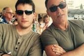 Filho de Springsteen quer ser bombeiro em Jersey City