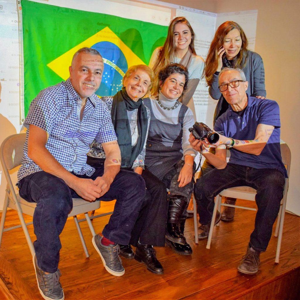 Foto26 Quarta Literaria Escritora brasileira lança livro em Nova York