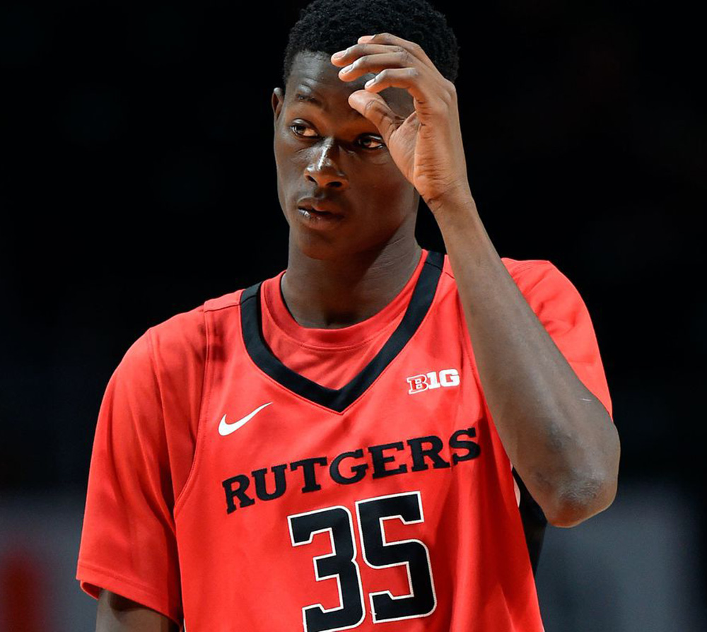 Foto5 Issa Thiam Ex atleta da Rutgers poderá ser deportado