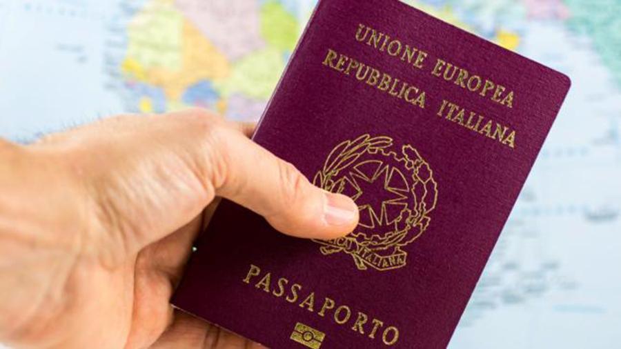 Foto6 Passaporte italiano Brasileiros são presos na Itália em esquema de passaportes europeus