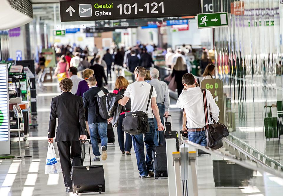 Foto8 Aeroporto Atinge 62% o índice de brasileiros barrados na Europa