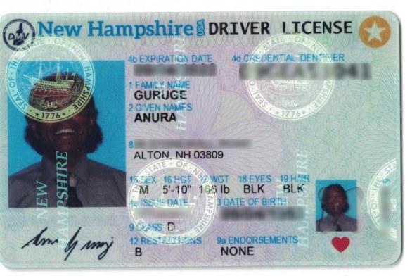 New Hampshire aprova carteira para indocumentados