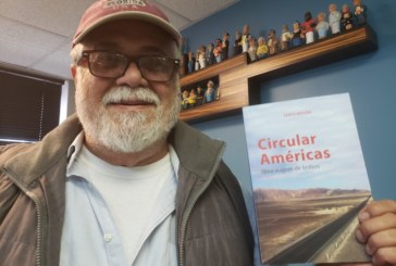 """Chico Moura lança livro """"Circular Américas"""" em New Jersey"""