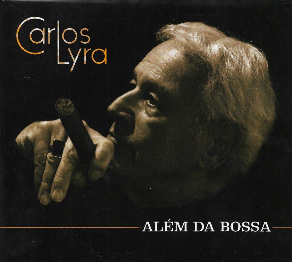 Capa CD Carlos Lyra Um homem rejuvenescido