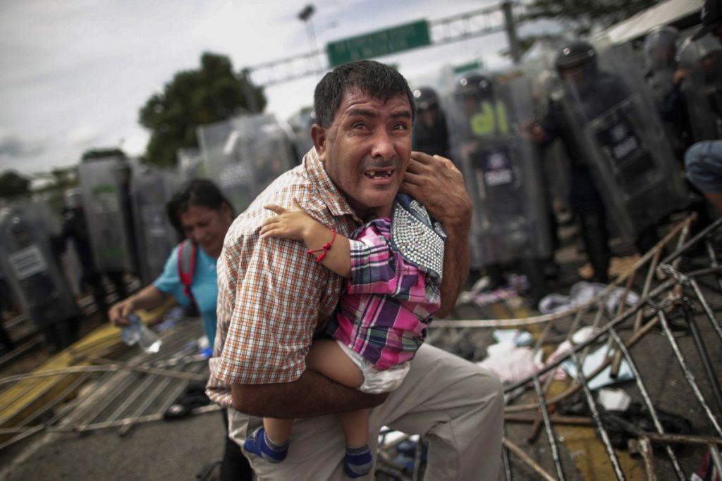 Foto13 Imigrante hondurenho Brasileiro vence o prêmio Pulitzer com foto sobre imigração