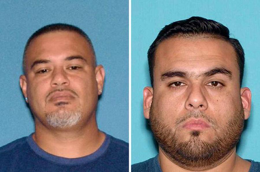 Foto17 Jorge L. Correa e Gustavo Barco Presos 2 suspeitos de traficarem cocaína e heroína em NJ