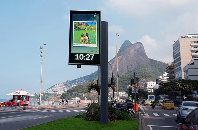 Foto17 Relogio digital Bolsonaro quer acabar com horário de verão no Brasil