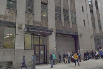 "Consulado de NY informa sobre serviço de ""achados & perdidos"""