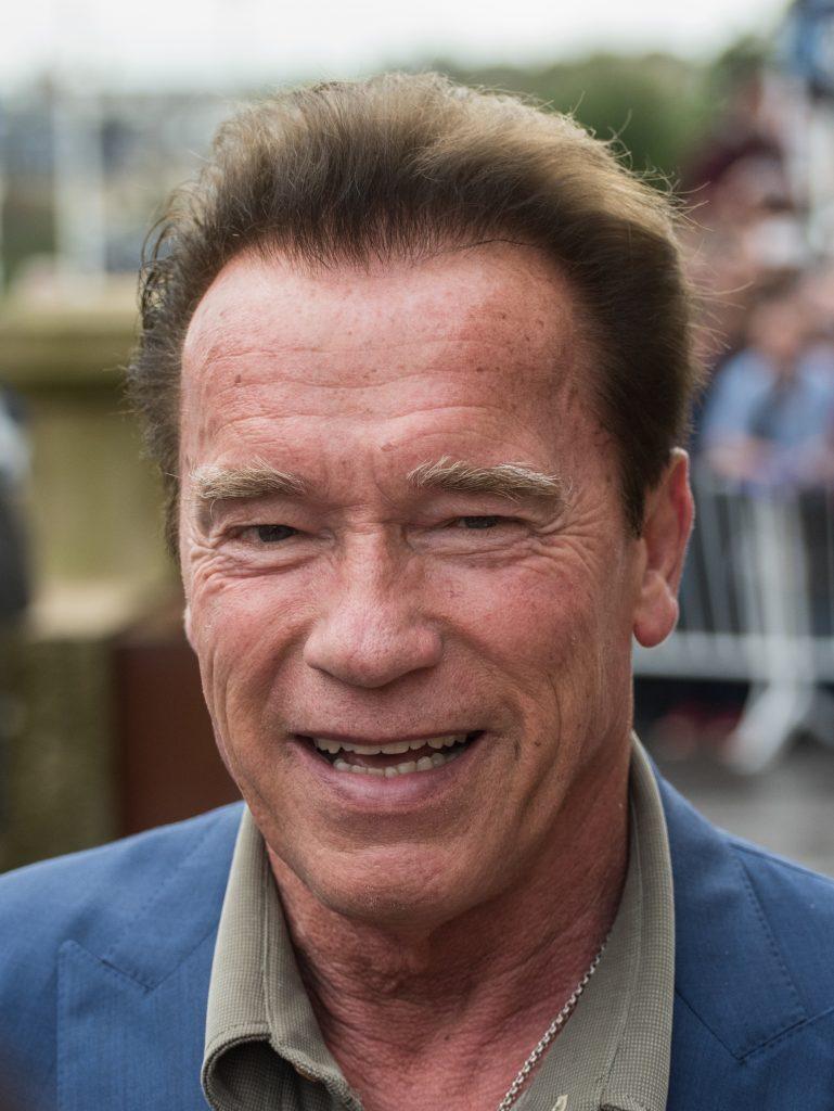 Foto20 Arnold Schwarzenegger Arnold esquece visto e é parado em aeroporto no Brasil