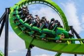 Parque Six Flags abre neste fim de semana em NJ