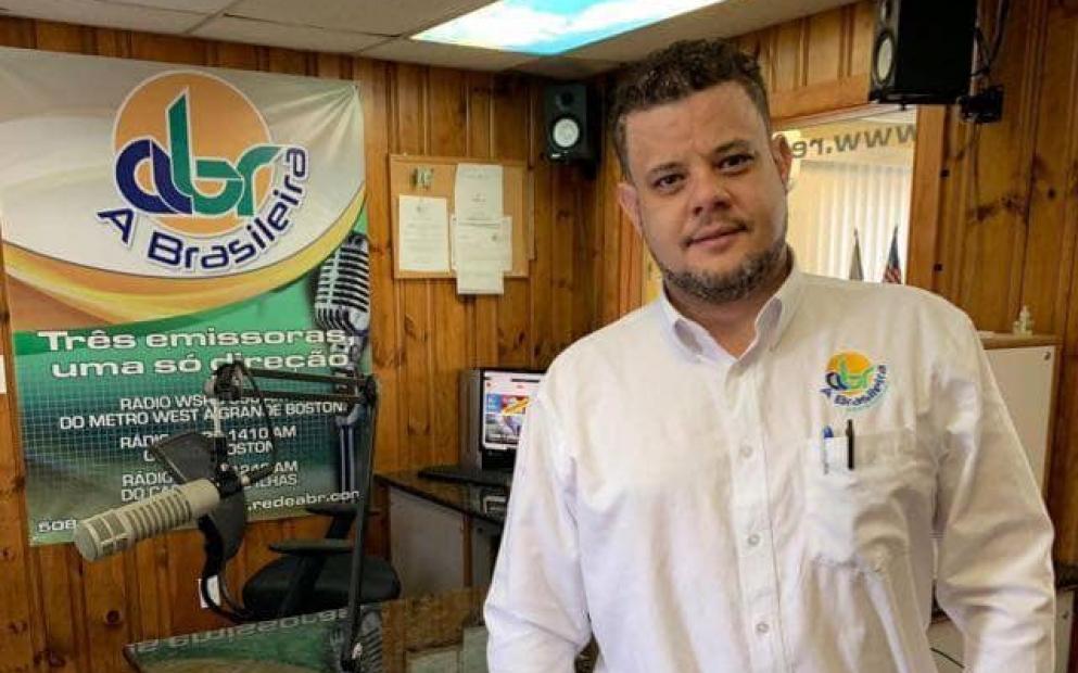 Foto26 Dario Galvao Ativista brasileiro é expulso de conferência do Vice Presidente Mourão em MA