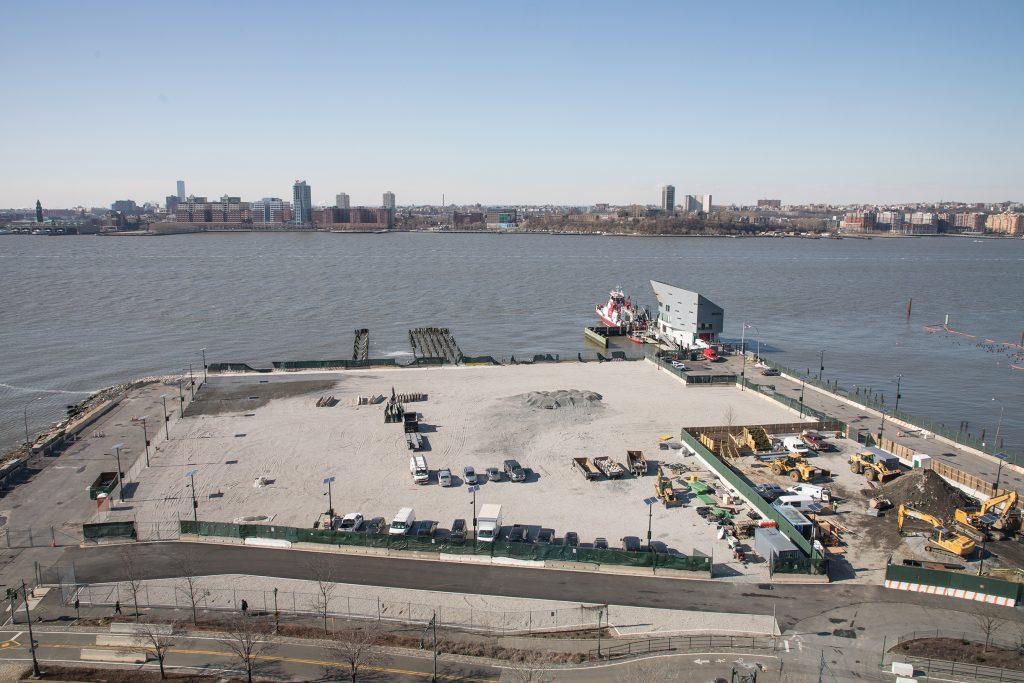 Foto28 Gansevoort Peninsula Manhattan terá 1ª praia pública em 2022