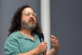 Foto31 Richard Stallman 266x179 Home page