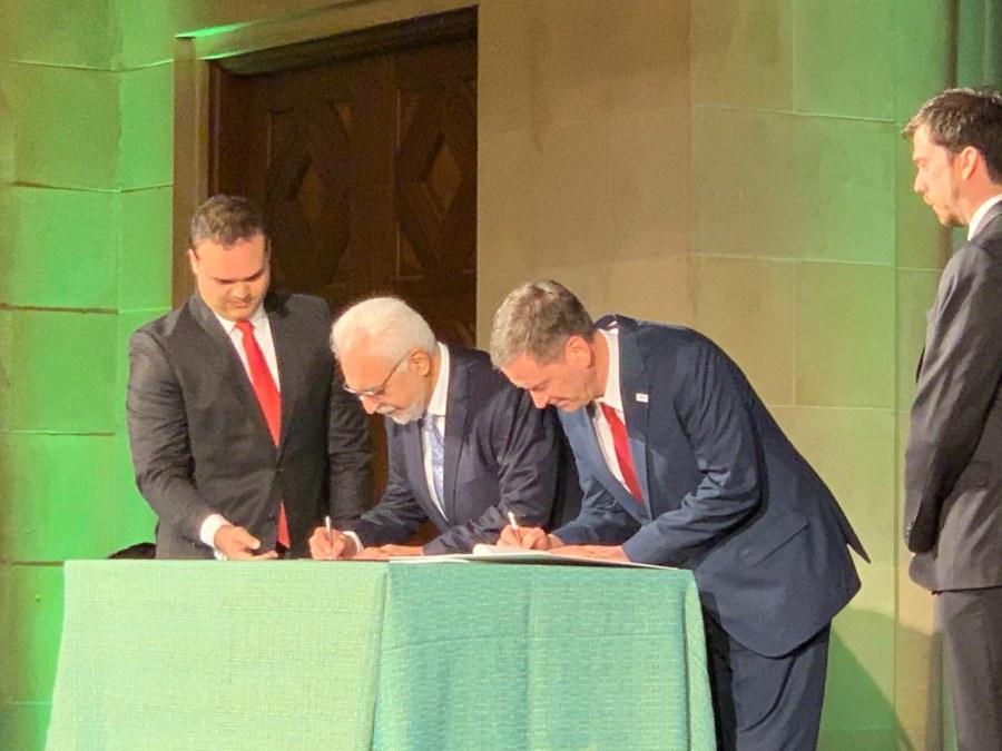 Foto4 Acordo EUA e Brasil EUA e Brasil articulam criação de fundo de U$ 100 mi para Amazônia