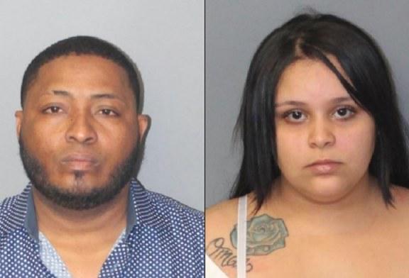 Noivos acusados de traficar drogas são presos rumo ao casamento
