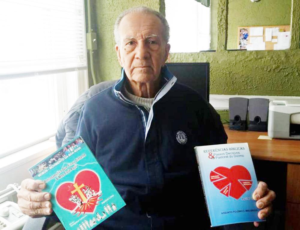 Foto9 Aquinel Lima Com o coração no lado direito, brasileiro tenta entrar no Guinness