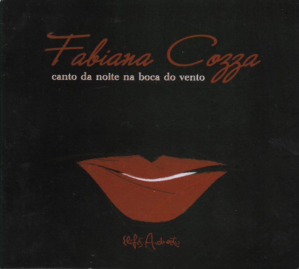 Capa CD Fabiana Cozza A dona do samba