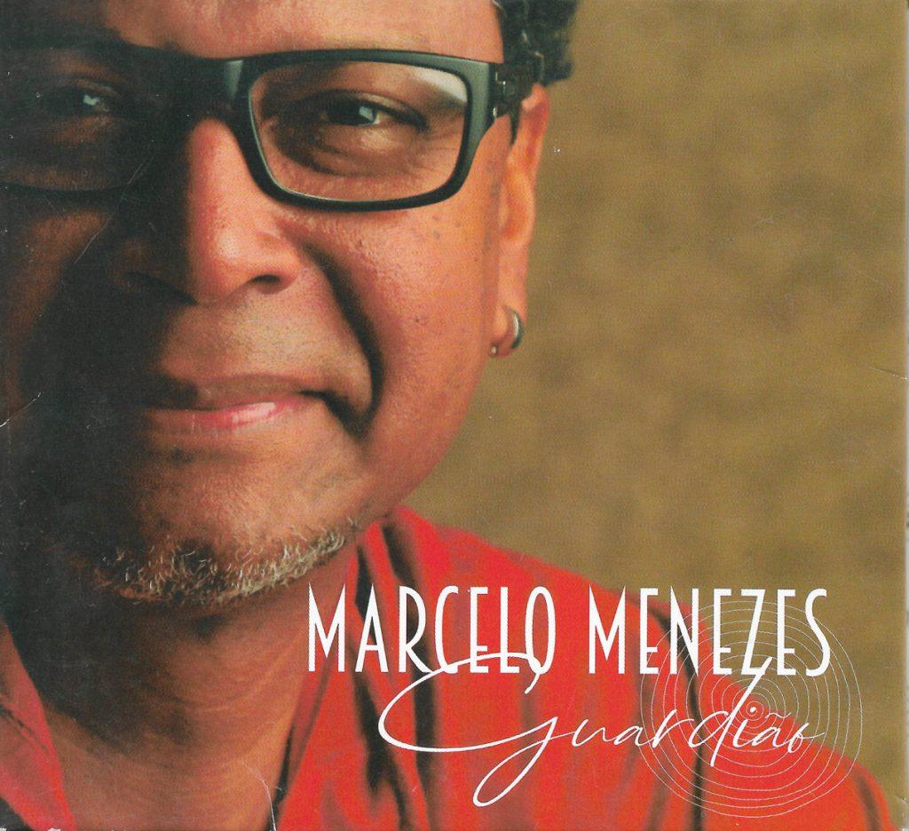 Capa CD Marcelo Menezes O guardião do samba
