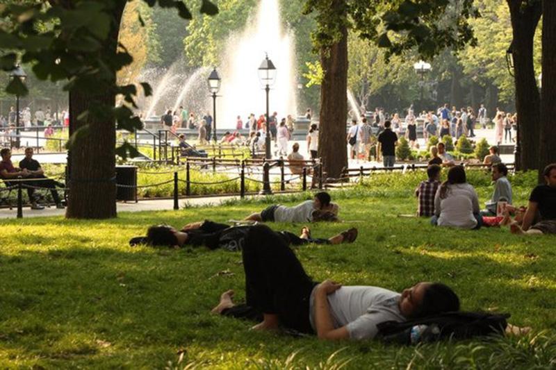 Foto15 Feriado de Memorial Day Previsão: Feriado do Memorial Day será ensolarado e quente em NJ