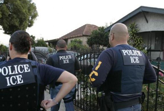 Batidas do ICE prendem 13 imigrantes por agressões e DUI em NJ