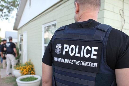 Imigração usa arquivos de DUI e prende 141 indocumentados