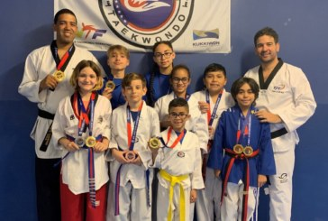 Equipe de tae-kwon-do brasileira conquista campeonato estadual de NJ