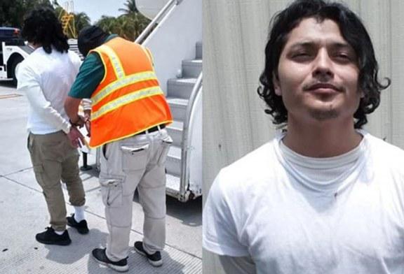 ICE deporta membro de gangue procurado por homicídio