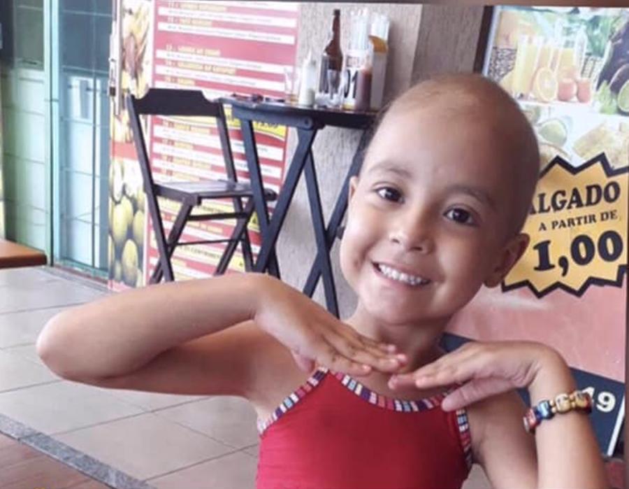 Foto6 Bianca Brasileirinha perde a luta contra a leucemia