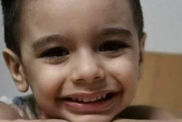 Transplante de medula óssea salva vida de brasileirinho