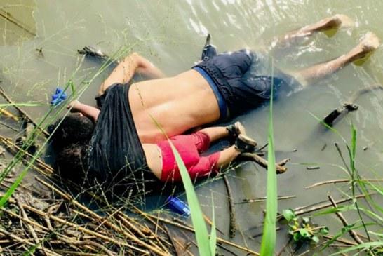 Tragédia: Pai e filha morrem afogados em tentativa de entrada nos EUA