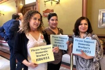 Connecticut votará em lei trabalhista que regulariza domésticas