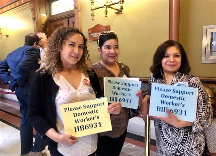 Foto15 Domesticas em Connecticut Connecticut votará em lei trabalhista que regulariza domésticas
