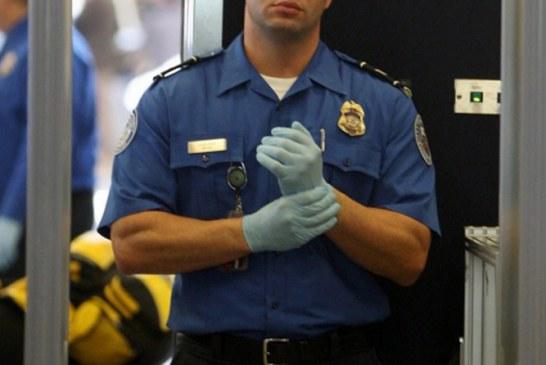 "Passageira processa TSA por revista ""humilhante"""