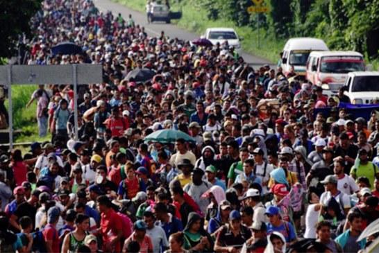 México reforça vigilância para evitar que imigrantes cheguem aos EUA