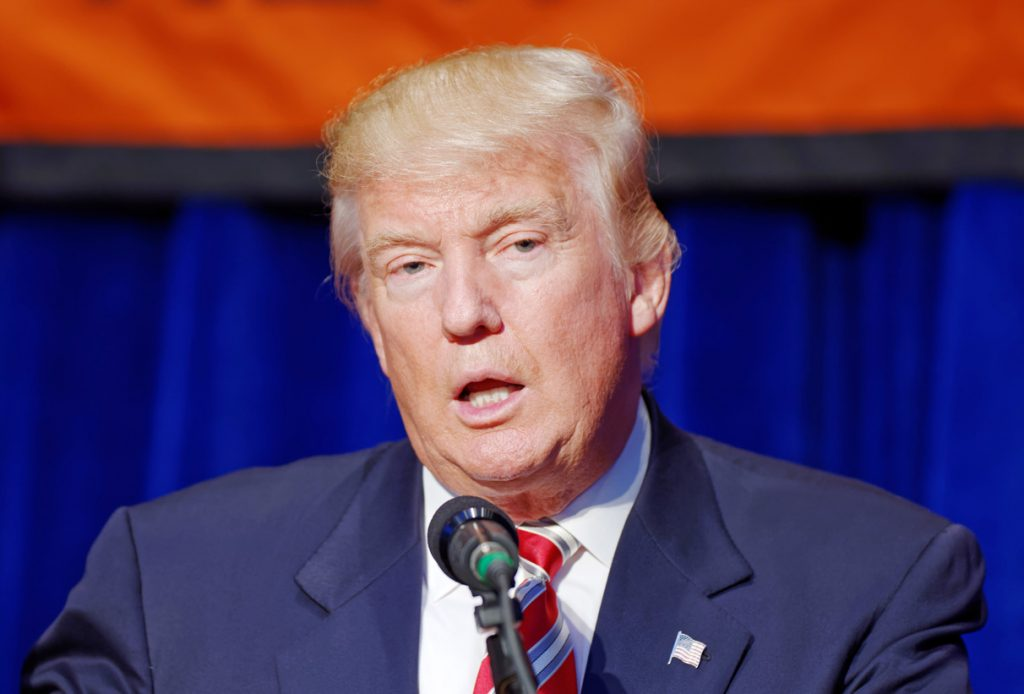 "Foto27 Donald Trump Trump anuncia que deportará milhões de ""imigrantes ilegais"""