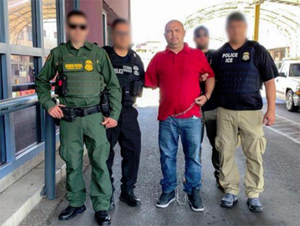 Foto3 Arturo Lopez Mendez  ICE deporta foragido procurado por estupro de menina de 7 anos