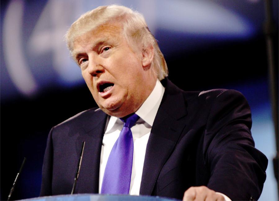 """Foto33 Donald Trump Presidente Trump adia deportação de """"milhões"""" de indocumentados"""