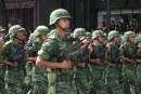 México envia tropa de 15 mil homens para a fronteira dos EUA