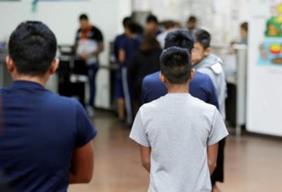 Trump cancela recreação e aulas de inglês para crianças em abrigos