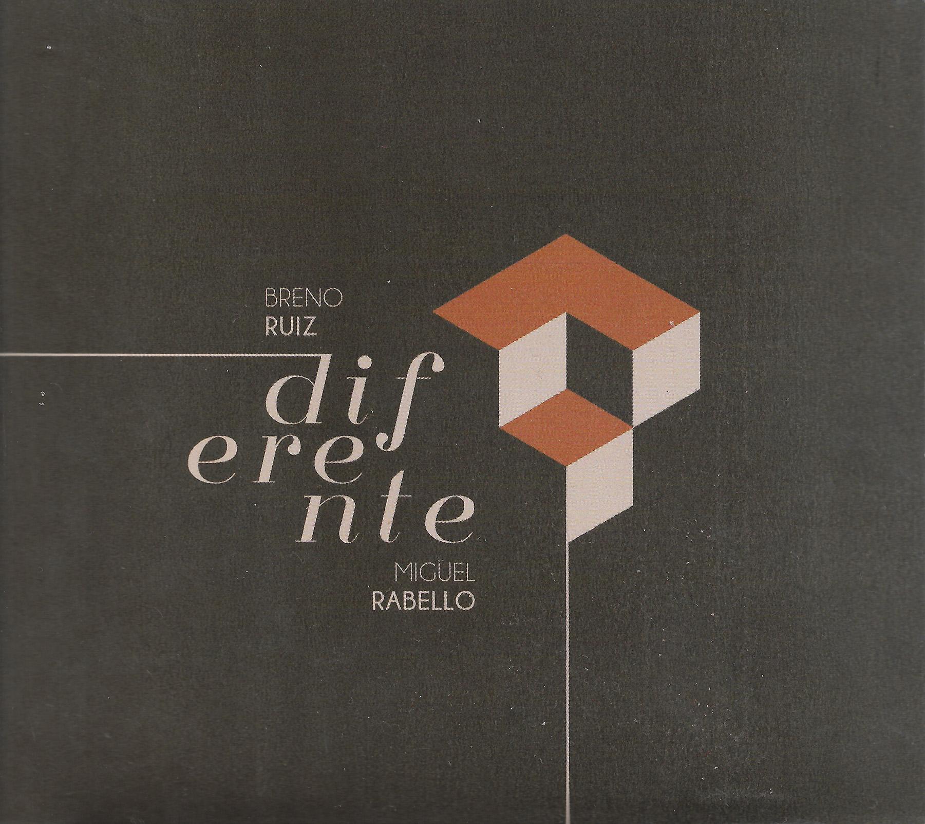 Capa CD Breno Ruiz e Miguel Rabello 002 Música que traz esperança