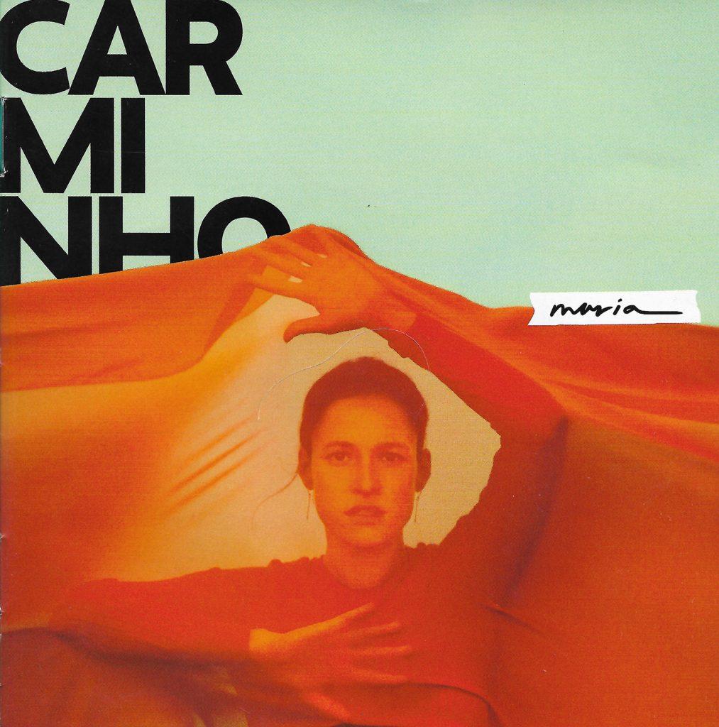Capa CD Carminho Carminho, uma cantora do mundo