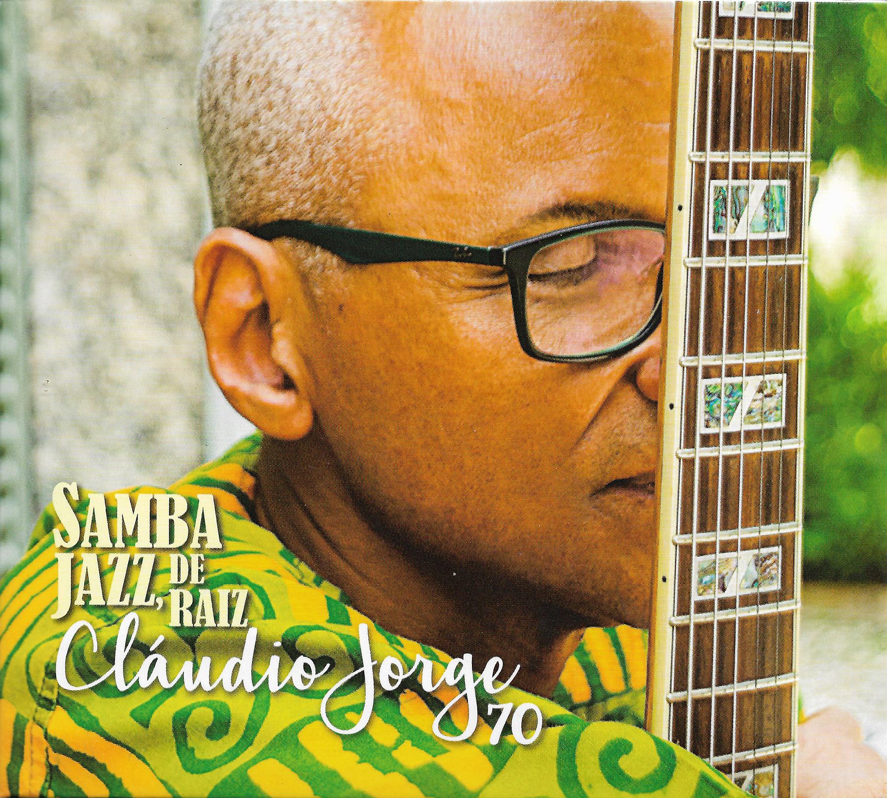 Capa CD Cláudio Jorge 1 Os sobrenomes do samba